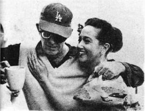 John Ford ve Dorothy Lamaur