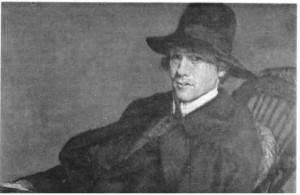 Andre Gide'in Jacques-Emile Blanche tarafından yapılmış portresi