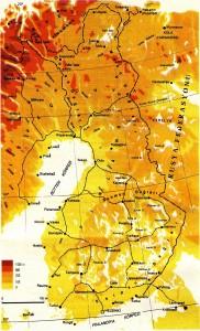 finlandiye haritası