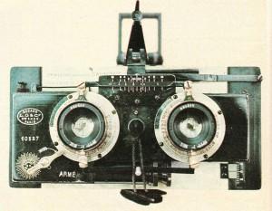 Gaumont (1900; 3x5.5 'lik levha, 55 ım 'lik iki görüntü verir).