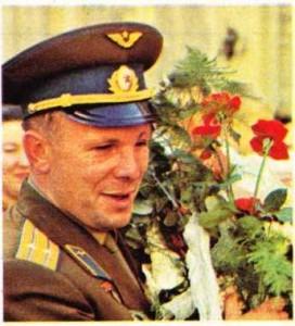 Yuri Alekseyeviç Gagarin