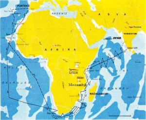 gamanın haritası