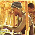 gambiya dokuma işçileri