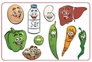 a vitamini hangi besinlerde
