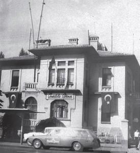 anadolu ajansı ilk binası