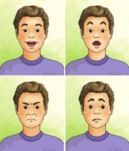 beden dili yüz ifadeleri