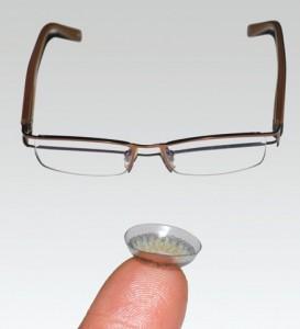 gözlük ve lens