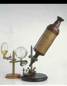 ilk mikroskop