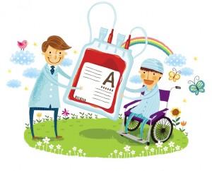 kan bağışının önemi afişi