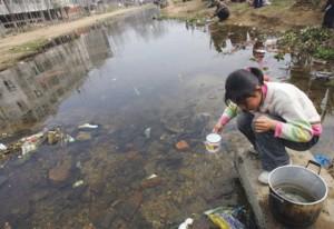 temiz su eksikliği