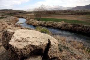 şamran su kanalı