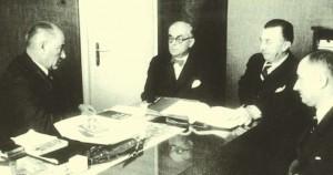 Atatürk, İçişleri Bakanlığında