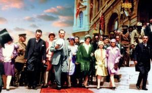 Atatürk modern kıyafetlerle