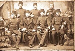 Mustafa Kemal Harp Okulunda