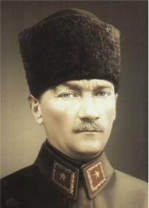 atatürk askeri posteri