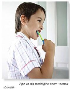 diş fırçalamak sünnettir
