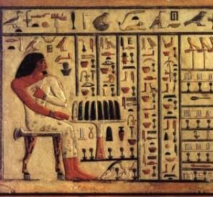 ilk yazı örnekleri