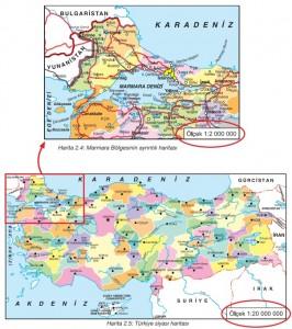 marmara ve türkiye siyasi haritası