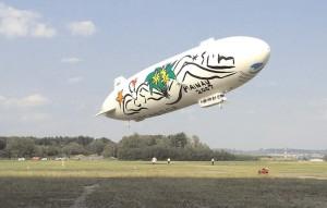 zeplin nasıl uçar
