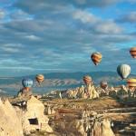 balonlar genleşme ile uçar