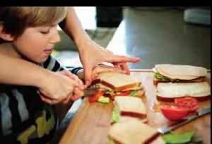 fiziksel değişim ekmek dilimleme