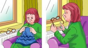 metal gözlüklerin genleşmesi