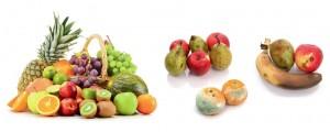 meyveler kimyasal değişim çürüme