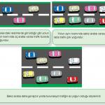 yoğunluk trafik örneği