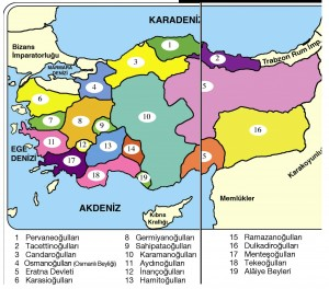 14. yüzyıl anadolu