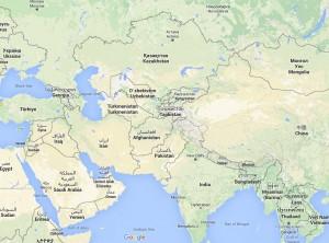 Günümüzde Orta Asya'da hangi devletler bulunmaktadır