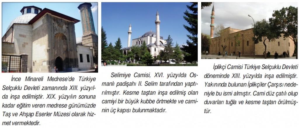 Konya cami ve medreseleri