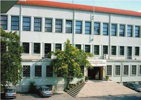 Mekteb-i Mülkiyenin günümüzdeki binası