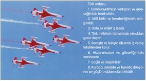 gösterişi uçakları