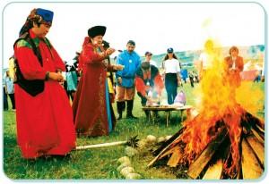 nevruz kutlamaları ateş yakma