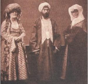 osmanlı halkının kıyafetleri