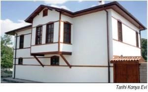 tarihi konya evi