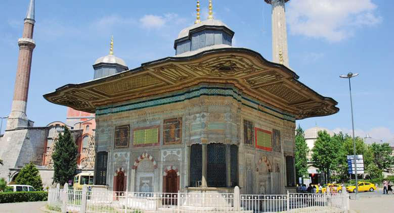3. Ahmet Çeşmesi