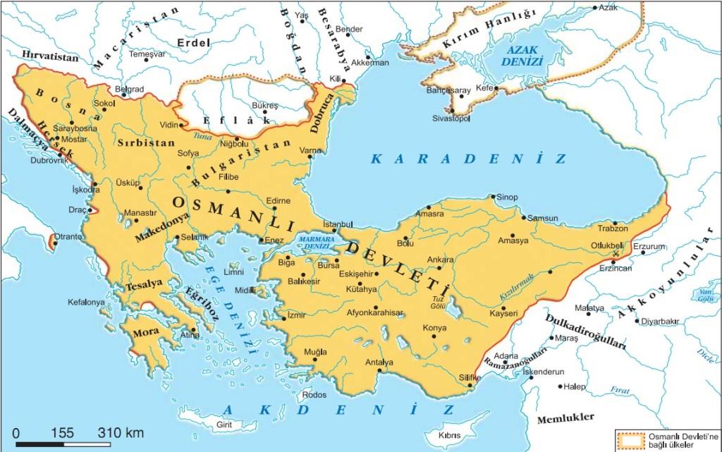 Karadeniz Türk gölü oluyor haritası