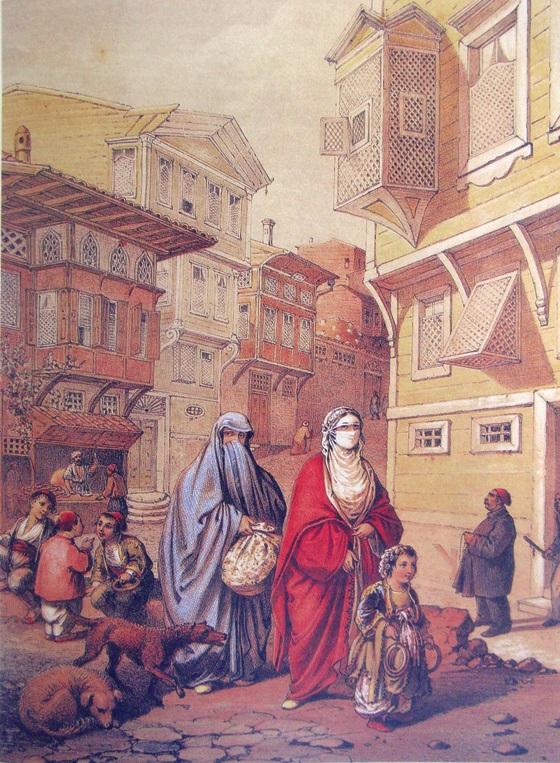 Osmanlının Mahalle Hayatı