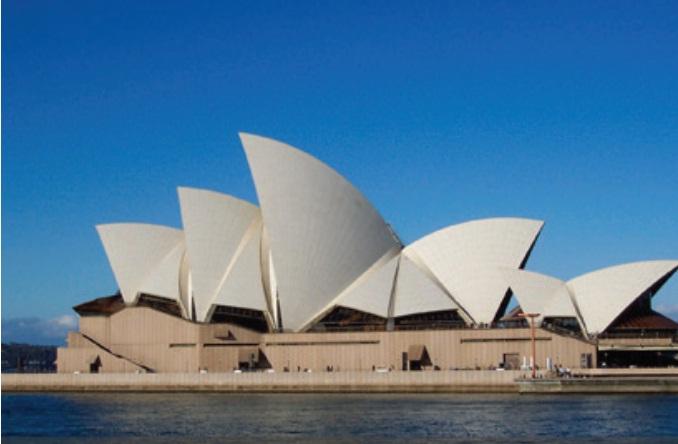 Sydney opera binası akustik örneği