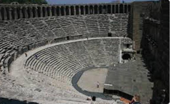 akustik antik tiyatrolar