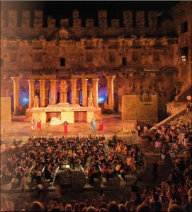 antalya aspendos tiyatrosu