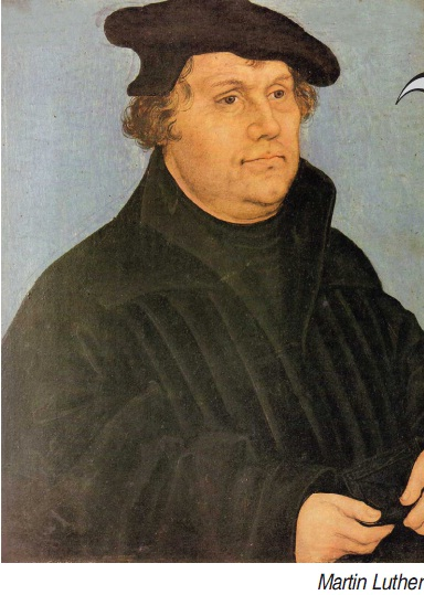 martin lutherin resimi