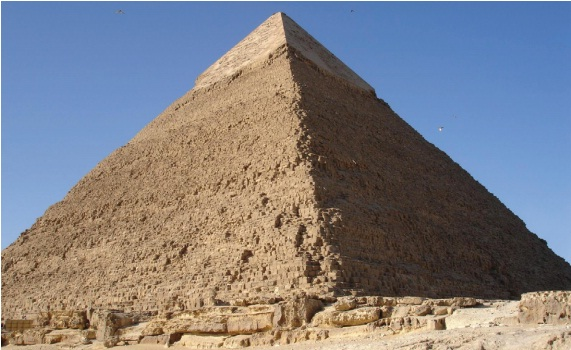piramitler nasıl yapılmış