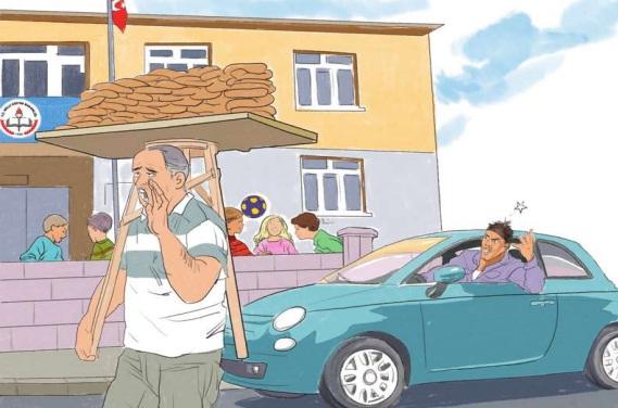 sokaktaki gürültüyü engellemek