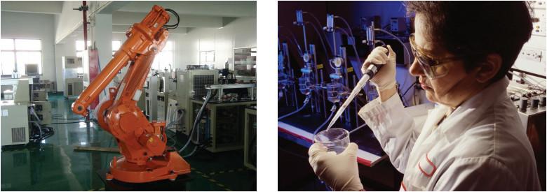 Üretimde bilgisayar ve robot kullanımı