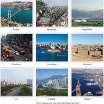 ülkelerde nüfus ve ekonomik faaliyetler