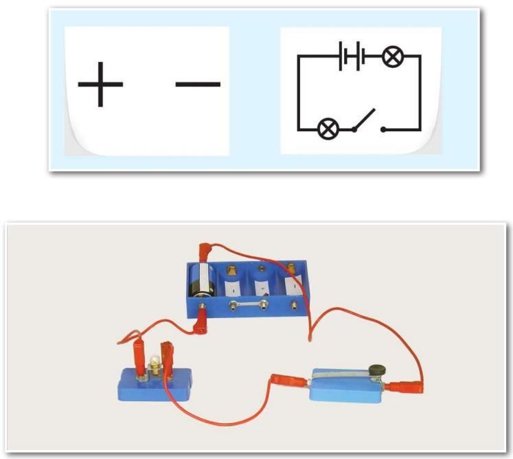 Elektrik Devresindeki Elemanların sembollerle Gösterilmesi