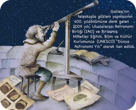 Galileinin buluşları