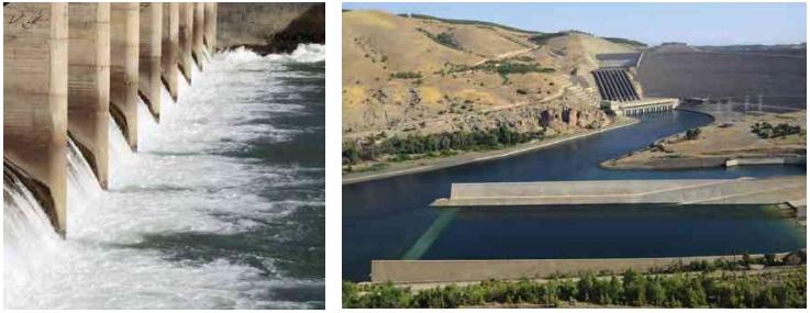 Hidroelektrik enerji yararlanma